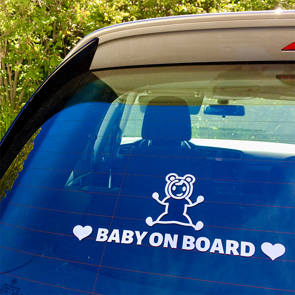 Design window stickers for your car